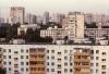 В мае вторичный рынок жилья Москвы упал втрое